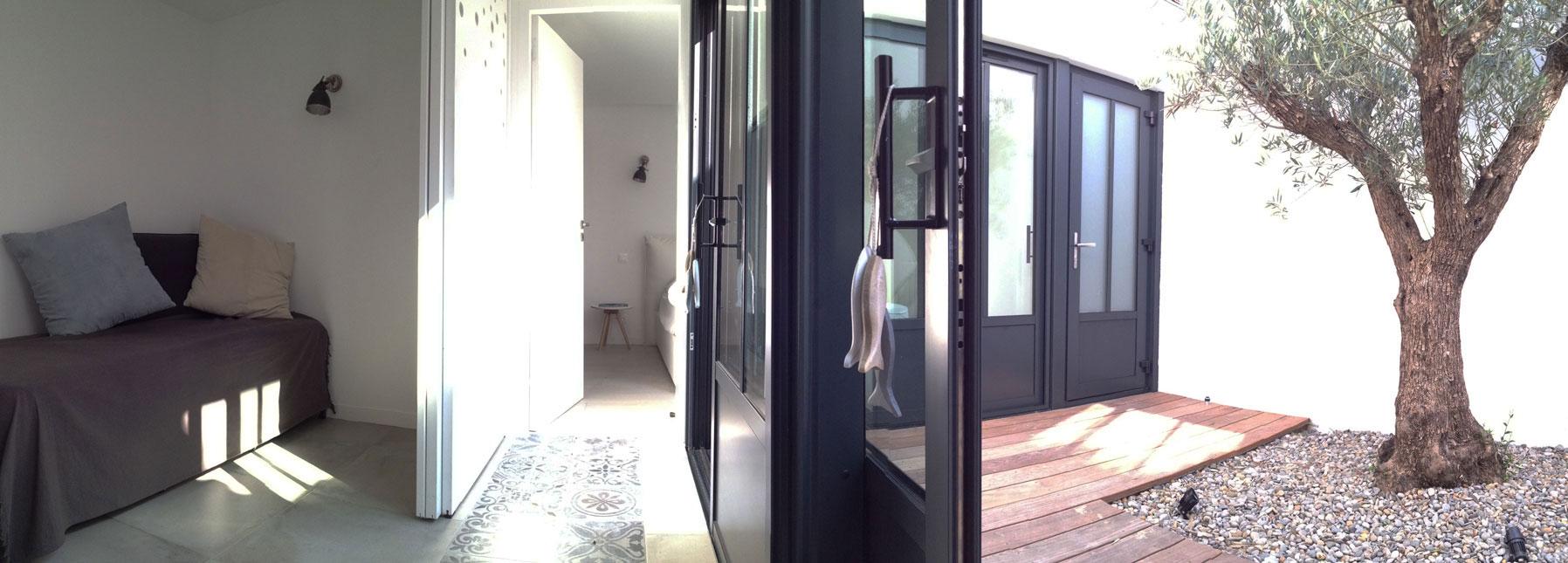 ubik architectes - rénovation maison - ile de ré 17
