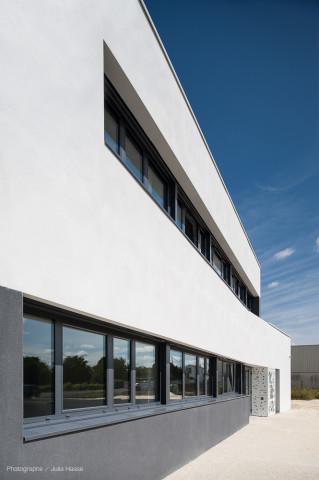 UBIK architectes / Cabinet d'expertise comptable Strego / Marennes / 2015